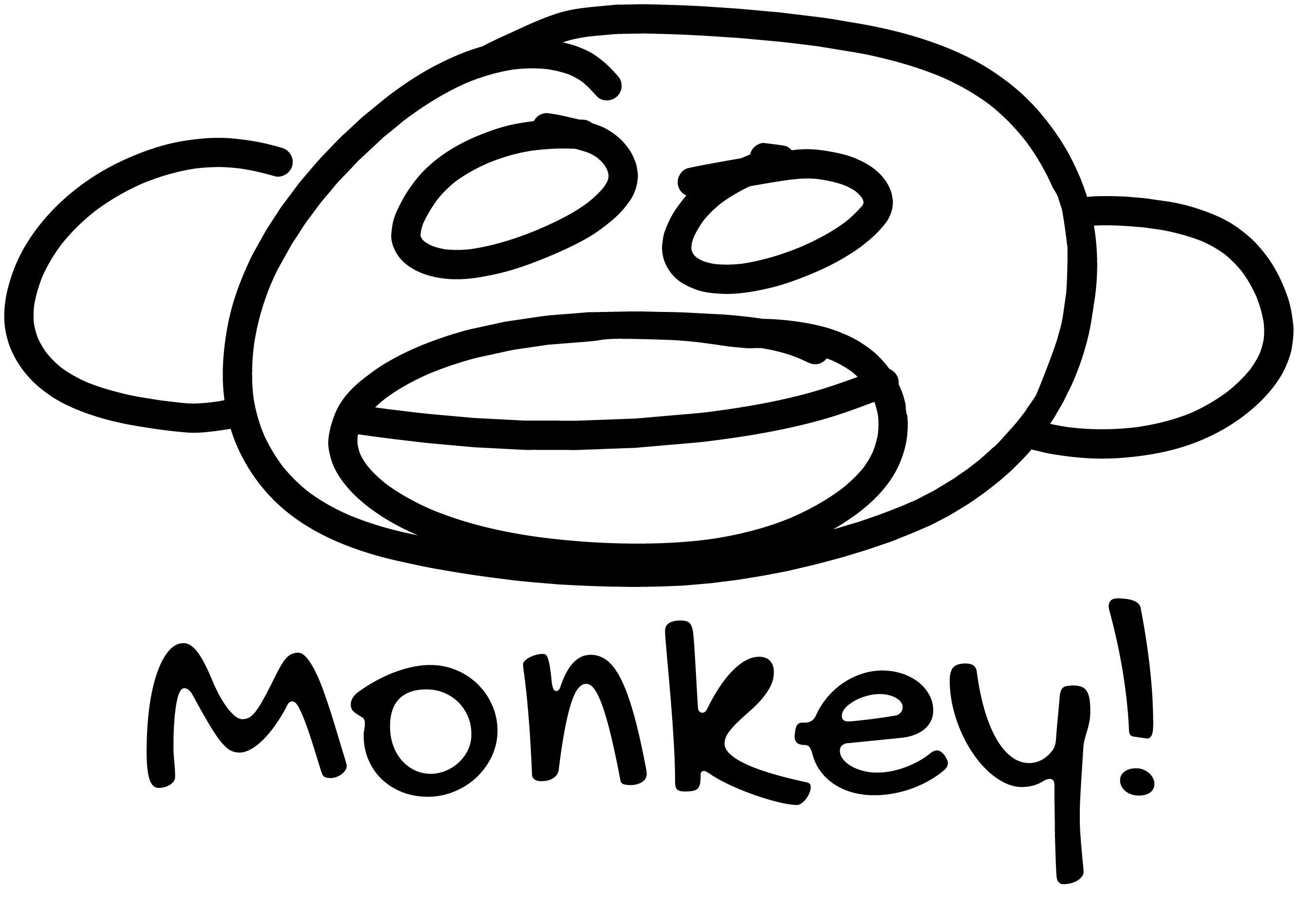 Monkey! Logo